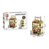 SEMBO SD6516 Casino [305002807] (Merchant) - Building Set Architecture