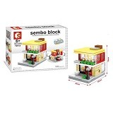 SEMBO SD6602 M Every Day Small [305002801] (Merchant) - Building Set Architecture