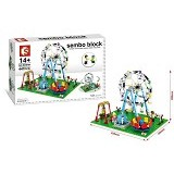 SEMBO SD6701 The Park [305002781] (Merchant) - Building Set Architecture
