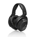 SENNHEISER Wireless Headphones [RS 175] - Black - Headphone Full Size