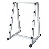 SHAGA Barbell Rack + Barbell Curl Straight RK-BB-50 & PS-TPUS & PS-TPUC - Barbell / Dumbbell