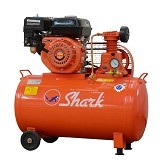 SHARK Kompressor 1/4 HP 65 Liter [JZU-5114] - Kompresor Angin