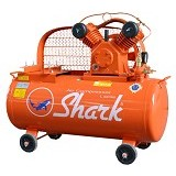 SHARK Kompressor 1 Hp Unloading [LVU-6501] - Kompresor Angin