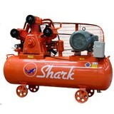 SHARK Kompressor 15 Hp [MWPM-1215] - Kompresor Angin