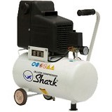 SHARK Kompressor Portable [WZ 10-25] - Kompresor Angin