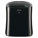 SHARP Air Purifier with Mosquito Catcher [FP-GM30Y-B] - Black - Air Purifier
