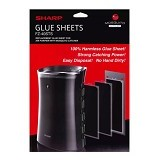 SHARP Glue Sheets for Air Purifier FP-FM40Y-B [FZ-40STS] - Aksesoris Penjernih Udara