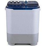 SHARP Mesin Cuci Twin Tub [ES-T1090-BK] - Mesin Cuci Twin Tub