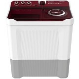 SHARP Mesin Cuci Twin Tub [ES-T1490WA-RD] - Mesin Cuci Twin Tub