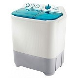 SHARP Mesin Cuci Twin Tub [ES-T95CR-BK] - Mesin Cuci Twin Tub