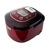 SHARP Rice Cooker 1.8 L [KS-TH18-RD] (Merchant) - Rice Cooker