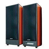 SHARP Speaker [SRP 805] - Brown Black (Merchant) - Premium Speaker System