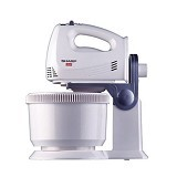 SHARP Standing Mixer [EMS-51L(W)] (Merchant) - Mixer