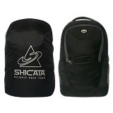 SHICATA Notebook Backpack [3060] - Black (Merchant) - Notebook Backpack