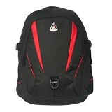 SHICATA Tas Ransel [1-2991] - Black Red (Merchant) - Notebook Backpack