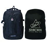 SHICATA Tas Ransel Laptop Raincoat [8-2710] - Hitam (Merchant) - Notebook Backpack