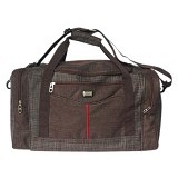 SHICATA Travel Bag [3029a] - Brown (Merchant) - Travel Bag