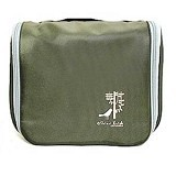 SHINZI KATOH Toiletries Pouch Bag - Dark Green - Travel Bag