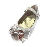 SHOESTALK Celine Size 28 - Silver - Sepatu Anak