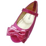 SHOESTALK Celine Size 29 - Fuchsia - Sepatu Anak