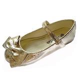 SHOESTALK Charlotte III Size 26 - Shiny Gold - Sepatu Anak