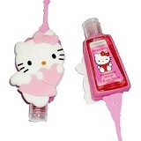 SHOUHIN SHOP Handgel - Kitty Love Pink - Antiseptik Pembersih Tangan