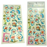 SHOUHIN SHOP Sticker Tattoo - Doraemon - Sticker