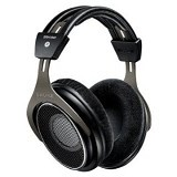 SHURE Professional Headphone [SRH1840] - Headphone Full Size