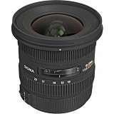 SIGMA 10-20mm f/3.5 EX DC HSM for Canon - Camera Slr Lens
