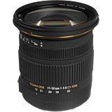 SIGMA 17-50mm f/2.8 EX DC OS HSM for Nikon (Merchant) - Camera Slr Lens