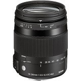 SIGMA 18-200mm F3.5-6.3 DC Macro for Nikon (Merchant) - Camera Slr Lens