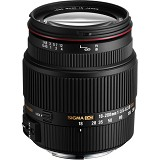 SIGMA 18-200mm f/3.5-6.3 II DC OS HSM for Canon - Camera Slr Lens