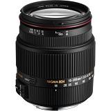 SIGMA 18-200mm f/3.5-6.3 II DC OS HSM for Nikon - Camera SLR Lens