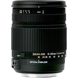 SIGMA 18-250mm f/3.5-6.3 DC OS HSM for Canon - Camera Slr Lens