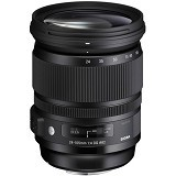 SIGMA 24-105mm f/4 DG OS HSM Art for Canon (Merchant) - Camera Slr Lens
