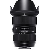 SIGMA 24-35mm f/2 DG HSM for Nikon (Merchant) - Camera Slr Lens