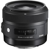 SIGMA 30mm f/1.4 DC HSM A for Canon - Camera Slr Lens