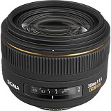SIGMA 30mm f/1.4 EX DC HSM for Canon - Camera Slr Lens