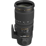 SIGMA 70-200mm f/2.8 EX DG OS HSM for Nikon - Camera Slr Lens