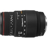 SIGMA 70-300mm f/4-5.6 APO DG MACRO for Canon - Camera Slr Lens