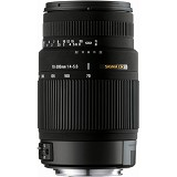SIGMA 70-300mm f/4-5.6 DG OS for Canon - Camera Slr Lens