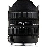 SIGMA 8-16mm f/4.5-5.6 DC HSM for Canon - Camera Slr Lens