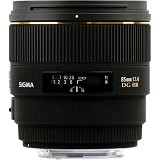 SIGMA 85mm f/1.4 EX DG HSM for Canon - Camera Slr Lens
