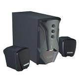 SIMBADDA 2.1 Speaker [CST 6100N] (Merchant) - Speaker Computer Performance 2.1