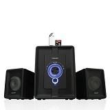 SIMBADDA Multimedia Speaker 2300 (Merchant) - Speaker Computer Performance 2.1