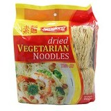 SINGLONG Dried Vegetarian Noodles Thin (Merchant) - Instan Mie & Bihun