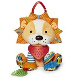 SKIP HOP Bandana Buddies Lion - Dot Bayi / Pacifier & Teethers