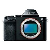 SONY Mirrorless Digital Camera Alpha a7 Body Only - Camera Mirrorless