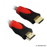 AR Cable HDMI to HDMI ver 1.4 - 1.8 Meter, 3D Round