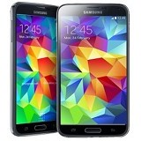 SAMSUNG Galaxy S5 [G900H] - Charcoal Black - Smart Phone Android